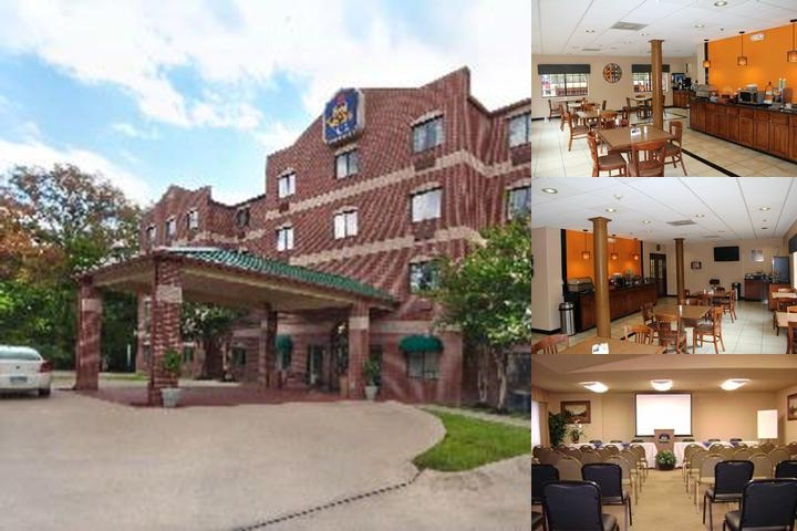 Best Western The Woodlands photo collage