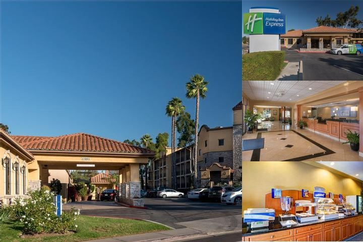 Holiday Inn Express San Diego Rancho Bernardo photo collage