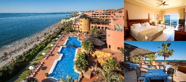 Elba Estepona Gran Hotel & Thalasso & Spa photo collage