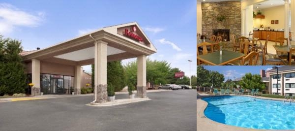 Ramada of Asheville photo collage