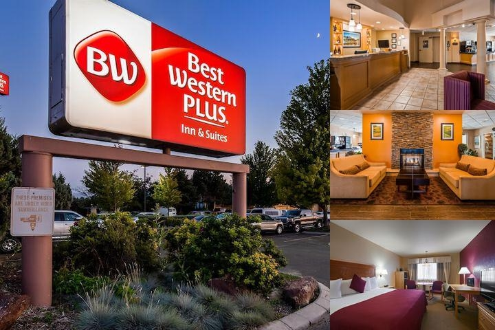 Best Western Plus Caldwell Inn & Suites photo collage