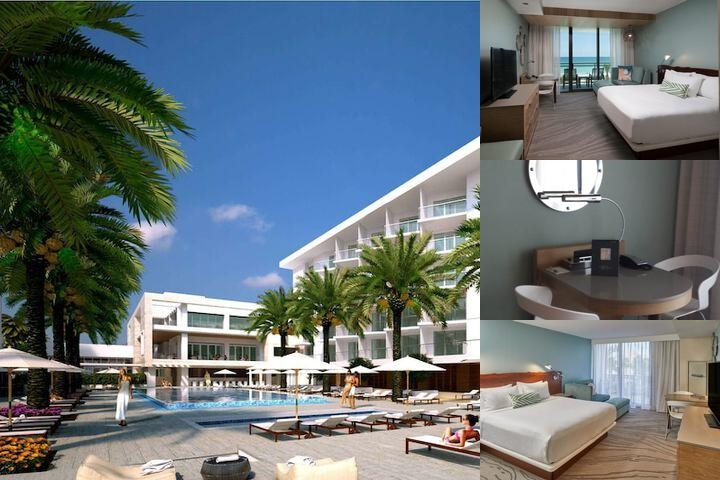 Zota Beach Resort photo collage