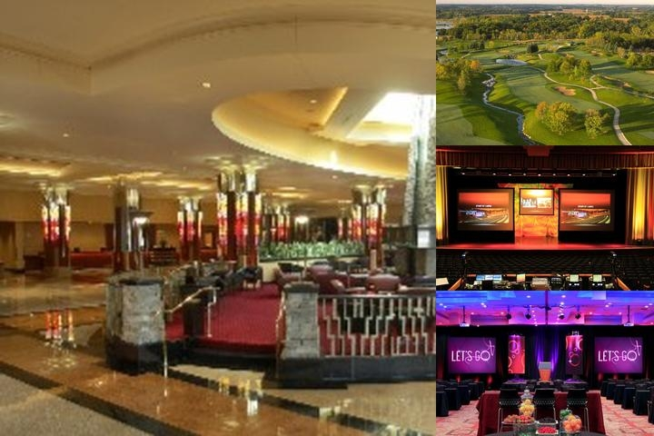 Mystic Lake Casino Hotel photo collage