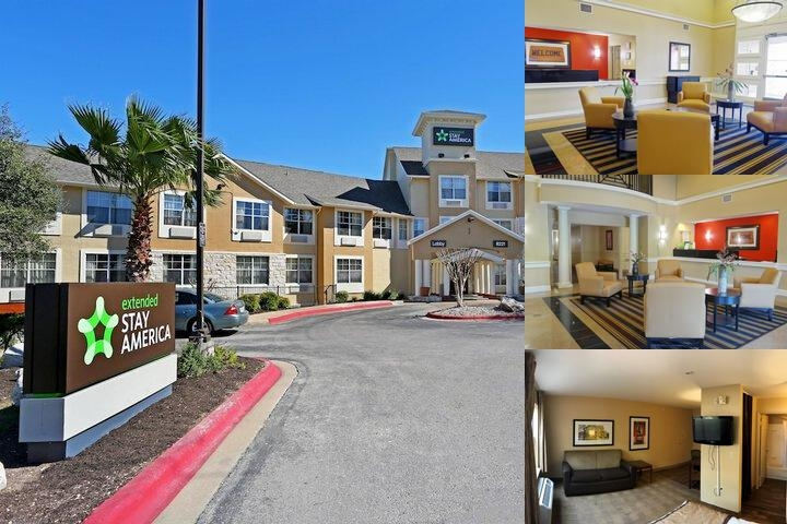 Extended Stay America Austin North Central photo collage