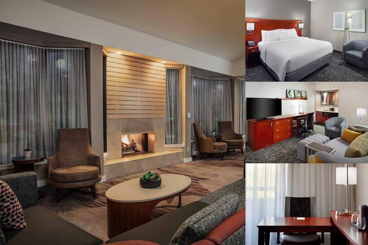 Greensboro Courtyard by Marriott photo collage