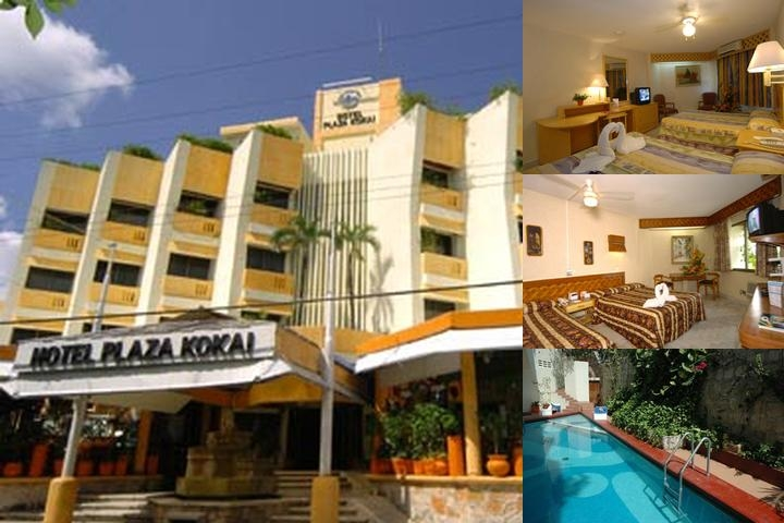 Hotel Plaza Kokai Cancún photo collage