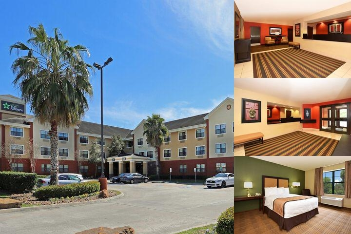 Extended Stay America Houston Willowbrook photo collage