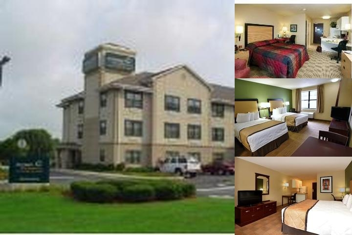 Extended Stay America Jacksonville Camp Lejeune photo collage