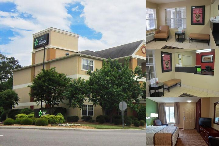 Extended Stay America Fayetteville Owen Drive photo collage
