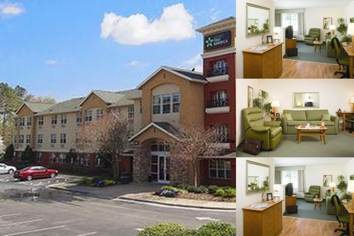 Extended Stay Deluxe Durham Research Triangle Park photo collage