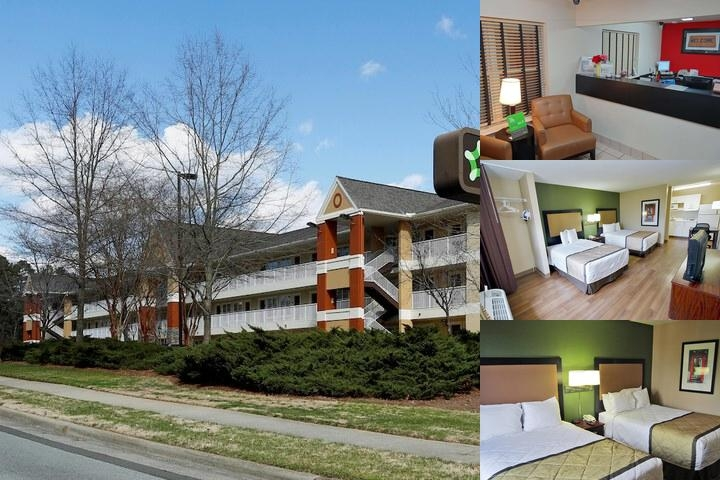 Extended Stay America Durham University photo collage