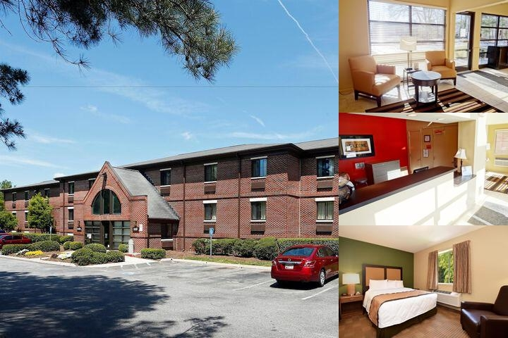 Extended Stay Raleigh Cary Harrison Ave. photo collage