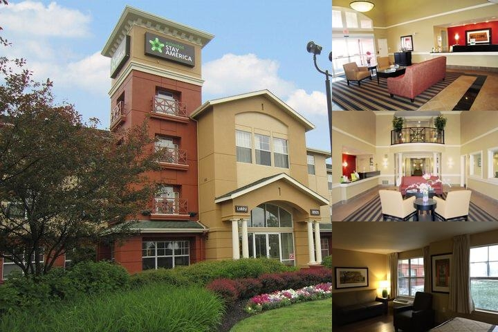 Extended Stay America Columbus Polaris photo collage
