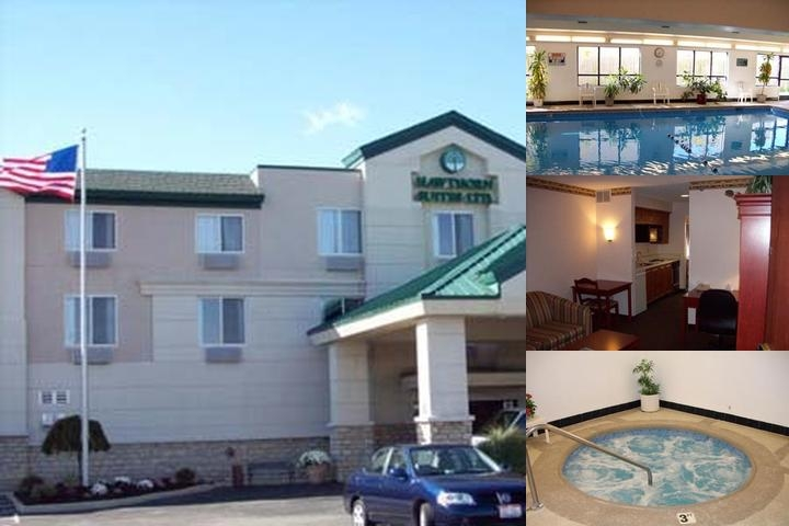 Extended Stay Deluxe Findlay Tiffin Avenue photo collage