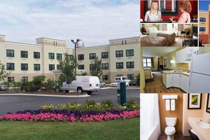 Extended Stay America Chicago Midway photo collage