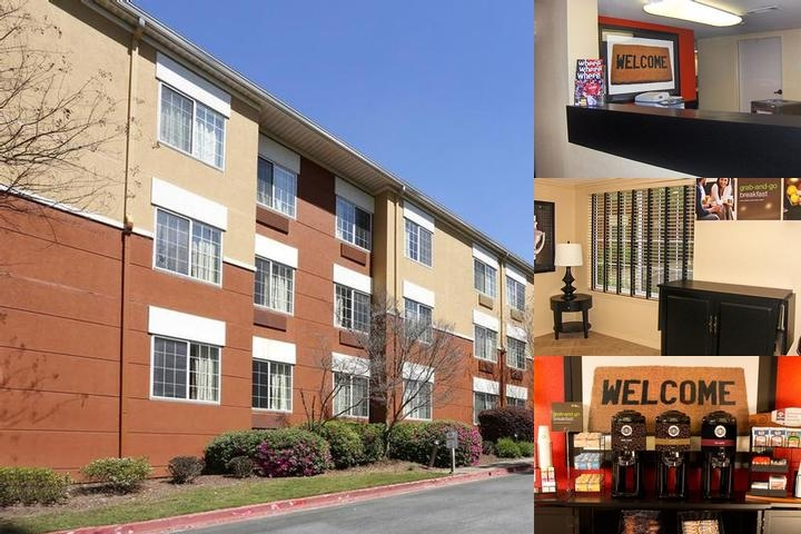 Extended Stay America Atlanta Marietta Wildwood photo collage