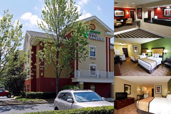 Extended Stay America Memphis Germantown West photo collage