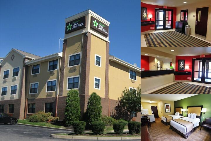 Extended Stay America Boston Braintree photo collage