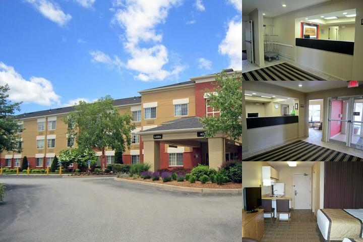 Extended Stay America Boston / Burlington photo collage