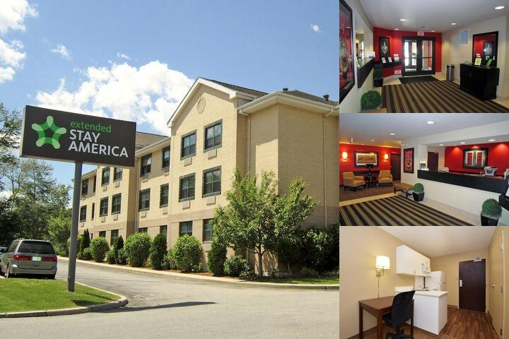 Extended Stay America Boston Tewksbury photo collage