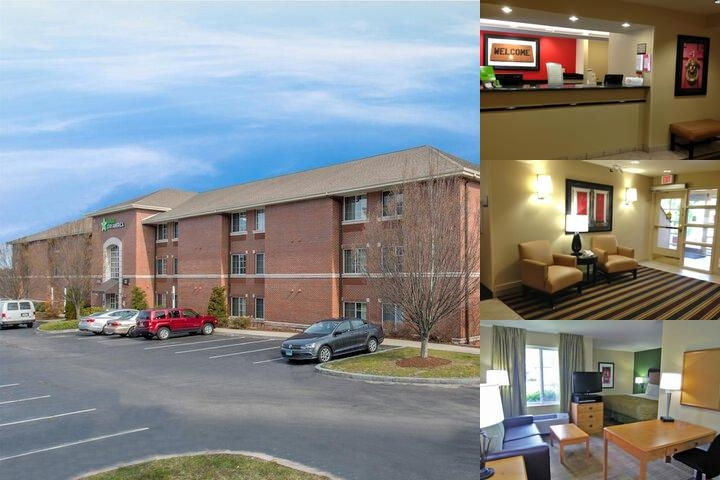 Extended Stay America Waltham 32 4th Ave photo collage