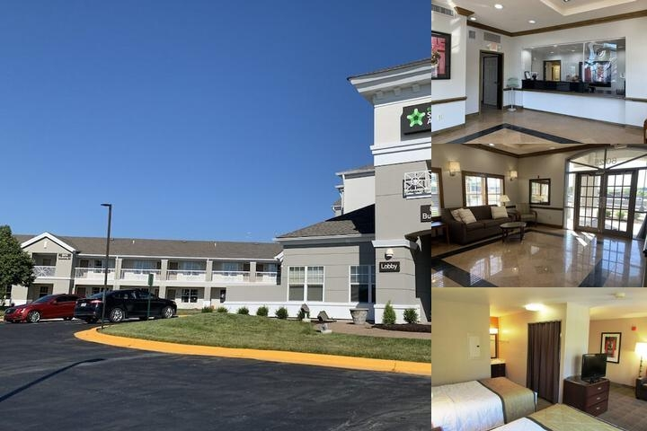 Extended Stay America Kansas City Lenexa 87th St. photo collage