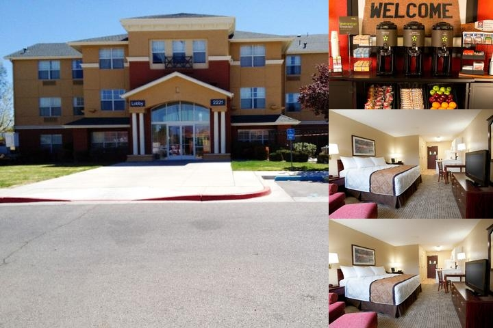 Extended Stay Deluxe Albuquerque Rio Rancho Boulev photo collage