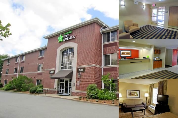 Extended Stay America Boston Woburn photo collage