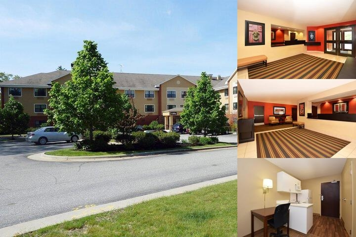 Extended Stay America Portland Scarborough photo collage