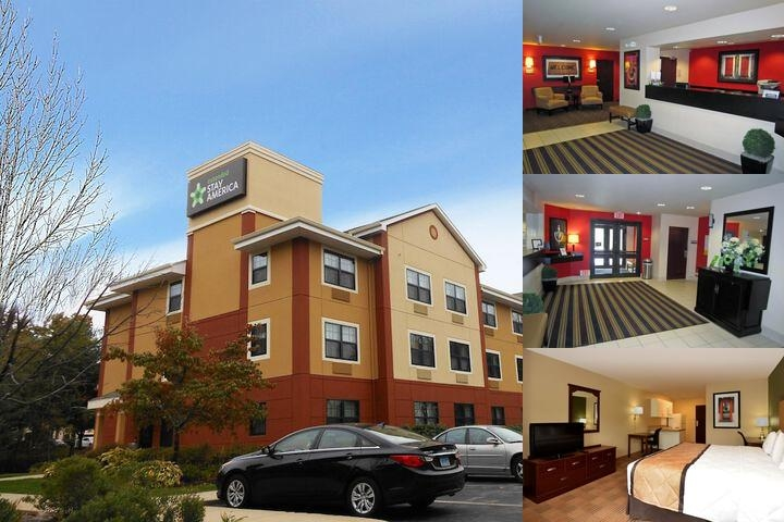 Extended Stay America Boston Nashua photo collage