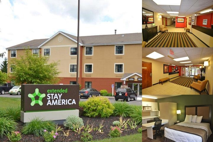 Extended Stay America Syracuse Dewitt photo collage