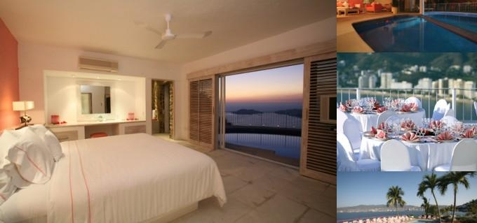 Las Brisas Acapulco photo collage
