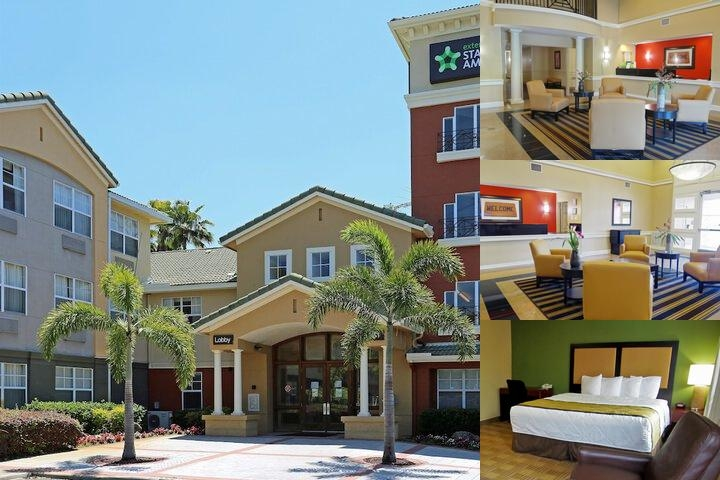 Extended Stay America Orlando Maitland Summit Tower Blvd. photo collage