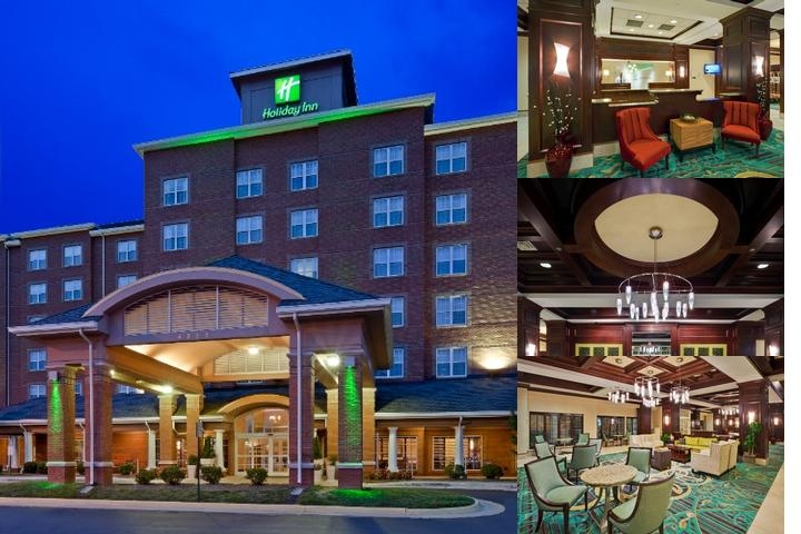 Holiday Inn Chantilly Dulles Expo Center photo collage