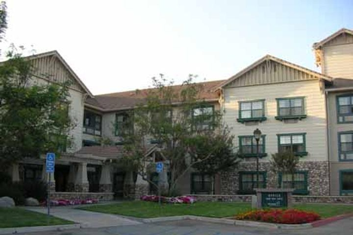 Extended Stay America Los Angeles San Dimas photo collage
