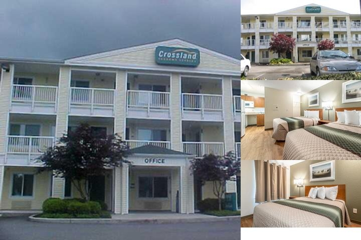 Hometowne Suites Tacoma Hosmer photo collage