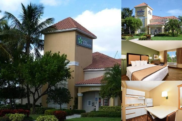 Extended Stay Boca Raton Commerce photo collage