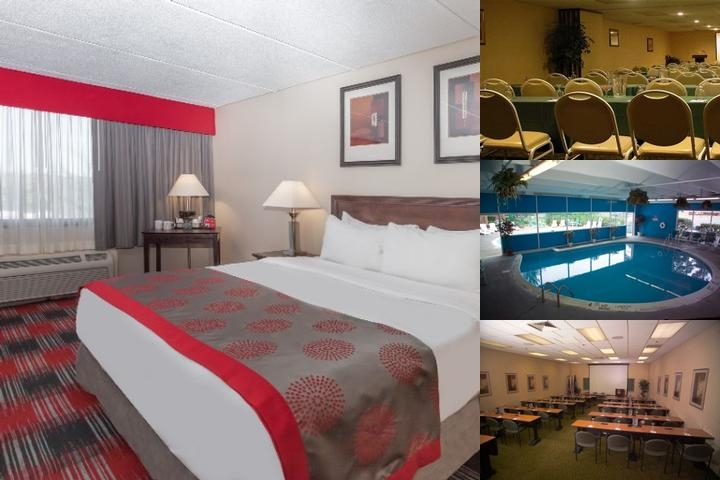 Ramada Albany photo collage