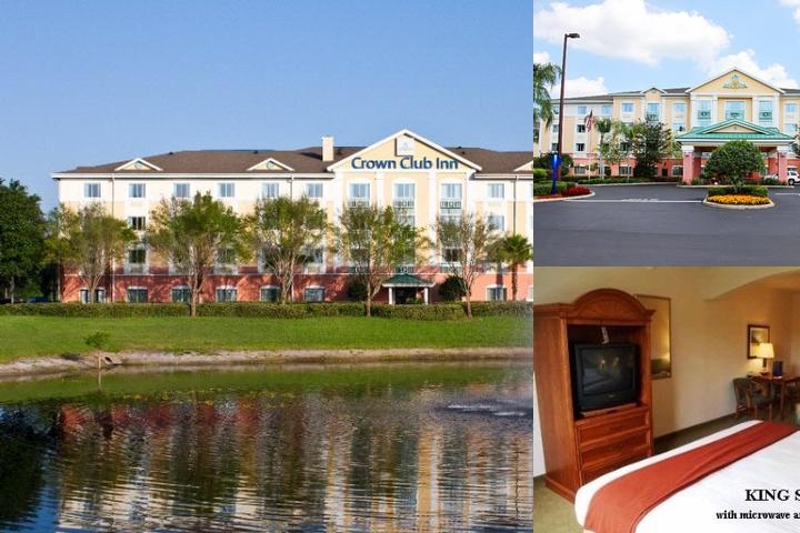 Crown Club Inn photo collage