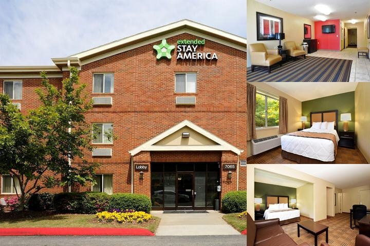 Extended Stay America Atlanta Peachtree Corner photo collage