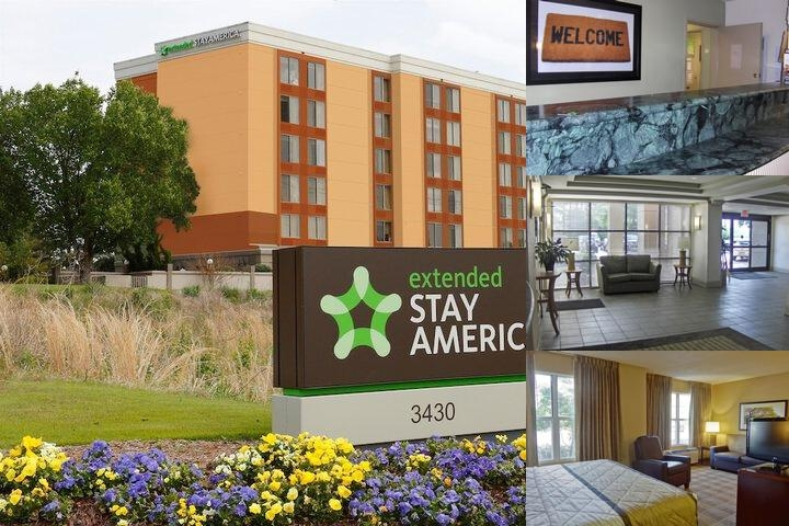 Extended Stay America Atlanta Gwinnett Place photo collage