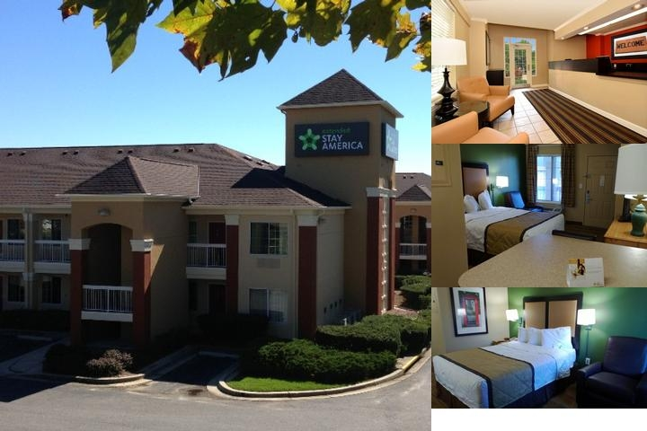 Extended Stay BWI Airport International Dr photo collage