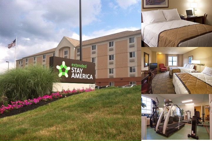 Extended Stay Deluxe Wilkes Barre photo collage