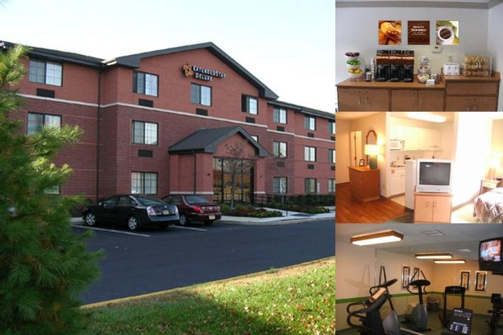 Extended Stay America Mt. Laurel Pacilli Place photo collage