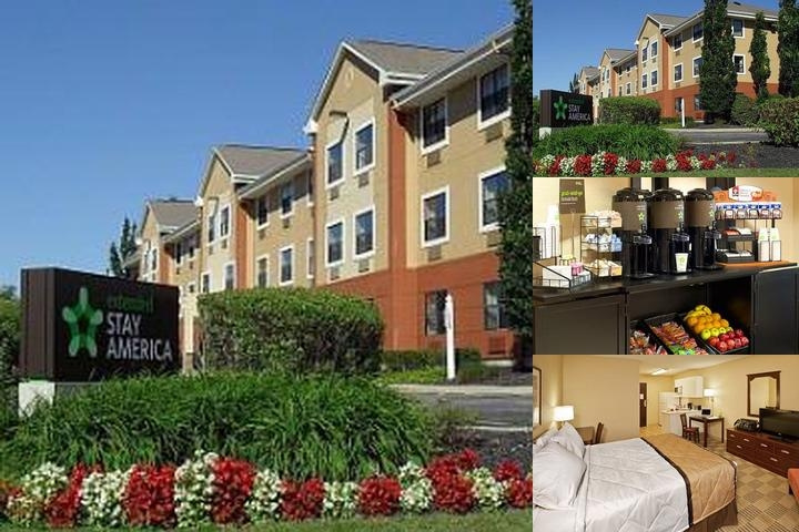 Extended Stay America Mt. Laurel Crawford Place photo collage