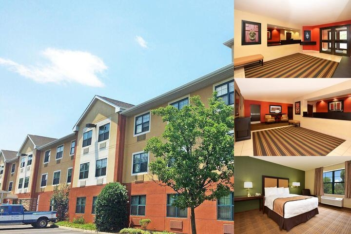 Extended Stay America Philadelphia Cherry Hill photo collage
