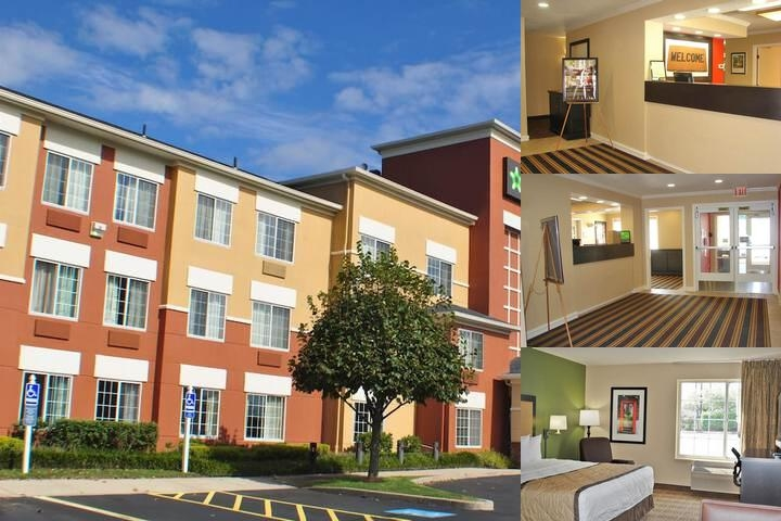 Extended Stay America Shelton photo collage