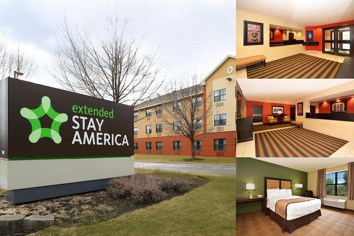 Extended Stay America Chicago Buffalo Grove Deerfi photo collage