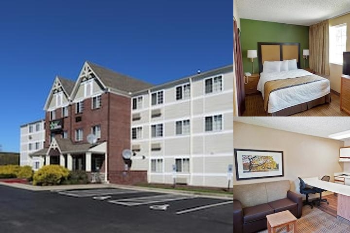 Extended Stay America Blue Ash photo collage