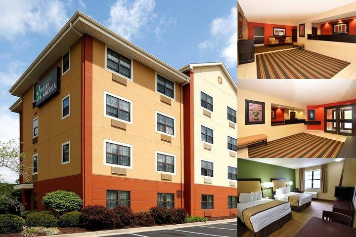 Extended Stay America Cincinnati Covington photo collage